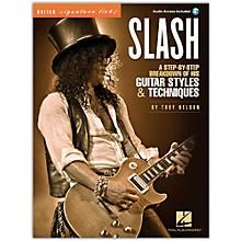 Hal Leonard Slash - Guitar Signature Licks (Book/Online Audio)