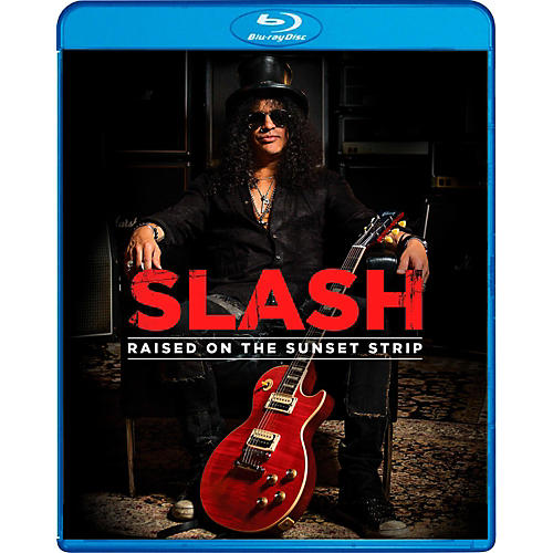 Universal Music Group Slash - Raised On The Sunset Strip DVD-thumbnail