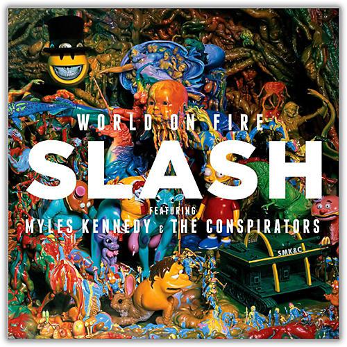 Universal Music Group Slash - World On Fire (feat. Myles Kennedy & The Conspirators) Vinyl LP