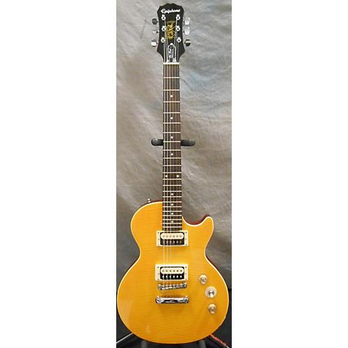 used epiphone slash afd les paul solid body electric guitar honey blonde guitar center. Black Bedroom Furniture Sets. Home Design Ideas