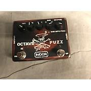 MXR Slash Octave Fuzz Effect Pedal