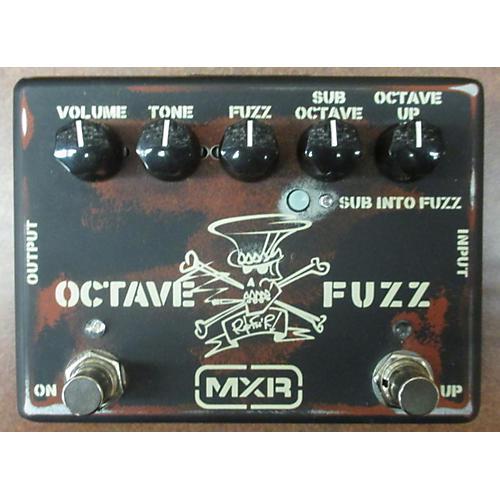 MXR Slash Octave Fuzz SF01 Effect Pedal