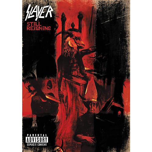 Music CD Slayer - Still Reigning Live (DVD)-thumbnail