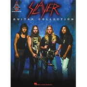 Hal Leonard Slayer Guitar Collection Tab Songbook