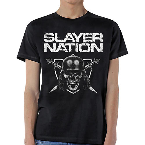 Slayer Slayer Nation T-Shirt-thumbnail