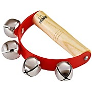 Nino Sleigh Bells with Wooden Ergo Grip & 4 Bells