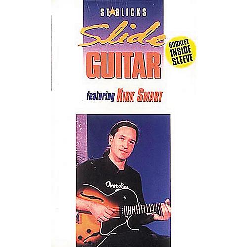 Hal Leonard Slide Guitar Video