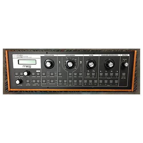 Moog Slim Phatty Analog Synth W Wood Kit Synthesizer