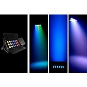 Chauvet SlimBANK Tri-18 Tri-color LED Wash W/ Barn Doors