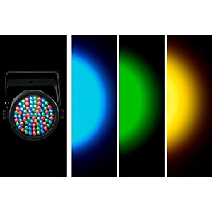 CHAUVET DJ SlimPAR 38 LED Par Can Wash Light