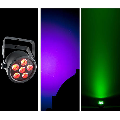 CHAUVET DJ SlimPAR T6 USB LED Wash Lighting Effect-thumbnail