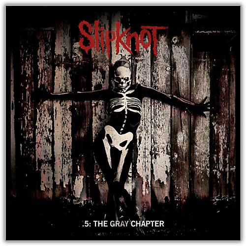 WEA Slipknot - .5: The Gray Chapter Vinyl LP