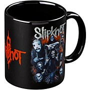 ROCK OFF Slipknot Come Play Dying Mug