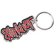 ROCK OFF Slipknot Logo Keychain