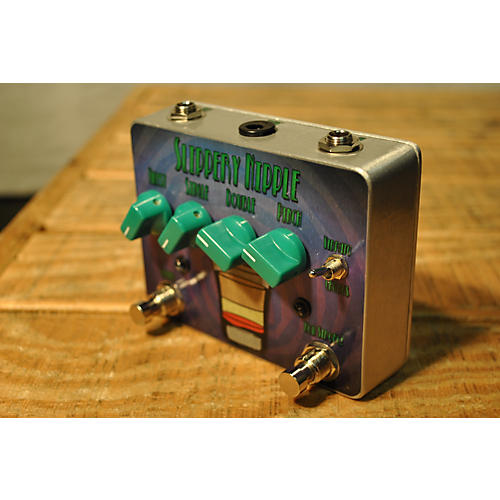 Tortuga Slippery Nipple Effect Pedal