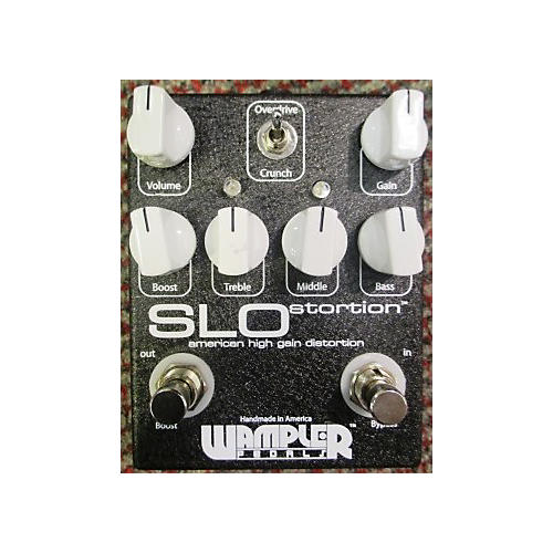 Wampler Slostortion Effect Pedal