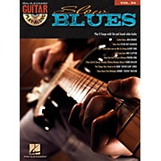 Hal Leonard Slow Blues - Guitar Play-Along Volume 94 (Book/CD)