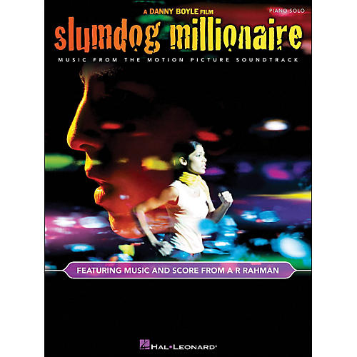 Hal Leonard Slumdog Millionaire - Music From The Motion Picture Soundtrack arranged for piano, vocal, and guitar (P/V/G)-thumbnail