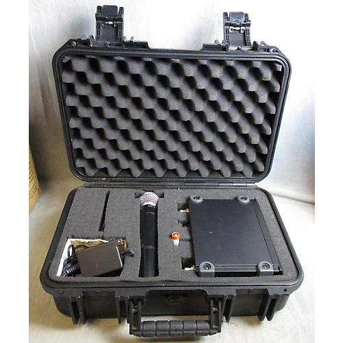 Shure Slx4 W/pg58 Handheld Wireless System
