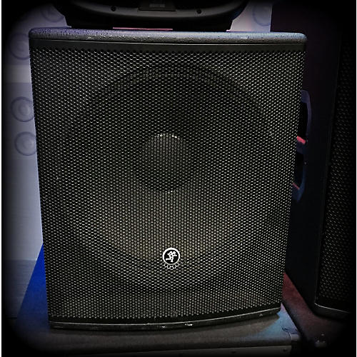 Mackie Sm1801 Powered Speaker