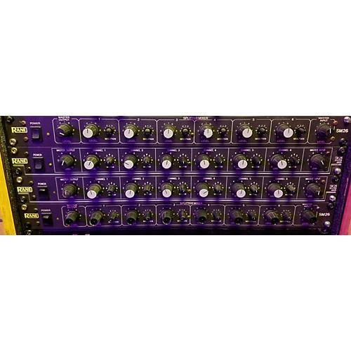 Rane Sm26 Line Mixer-thumbnail
