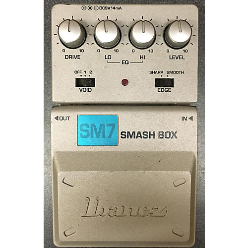 Ibanez Sm7 Effect Pedal