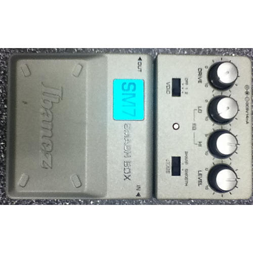 Ibanez Sm7 Gray Effect Pedal Gray
