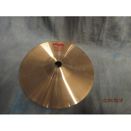Paiste Small 2002 Accent 6