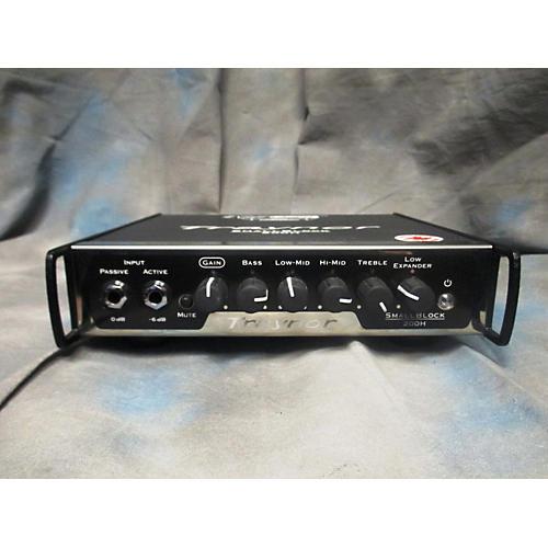 Traynor Small Block 200H Bass Amp Head-thumbnail