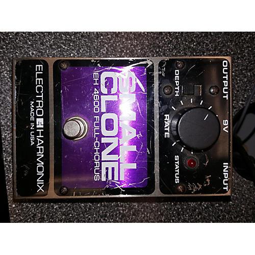 Electro-Harmonix Small Clone Analog Chorus Effect Pedal-thumbnail
