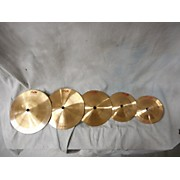 Paiste Small Cup Chimes 5 Piece Set Cymbal
