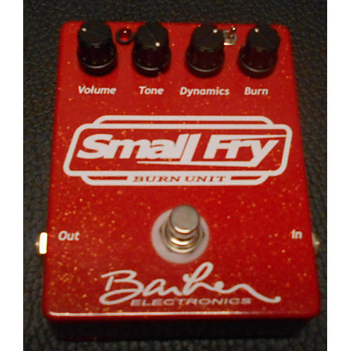 Barber Small Fry Effect Pedal-thumbnail