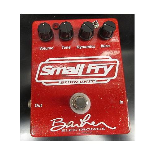 Barber Electronics Small Fry Effect Pedal-thumbnail