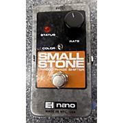 Electro-Harmonix Small Stone Nano Phase Shifter Effect Pedal