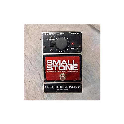 Electro-Harmonix Small Stone Phase Shifter Effect Pedal-thumbnail