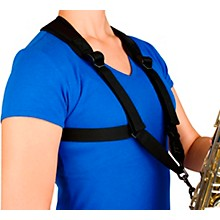 Protec Smaller Padded Harness For Alto / Tenor / Baritone Saxophone