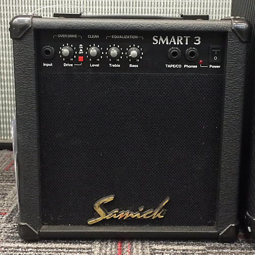Squier Smart 3 Guitar Combo Amp-thumbnail