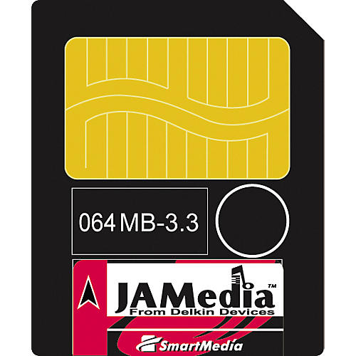 Jamedia SmartMedia Card