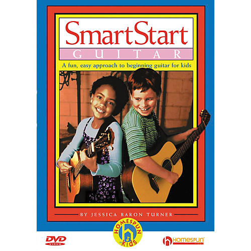 Homespun SmartStart Guitar (DVD)