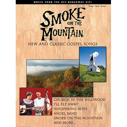 Shawnee Press Smoke on the Mountain (New and Classic Gospel Songs) Shawnee Press Series Softcover