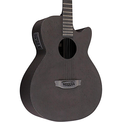 RainSong Smokey All-Carbon Stagepro Element Acoustic-Electric Guitar-thumbnail