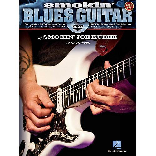 Hal Leonard Smokin' Blues Guitar - Book/DVD