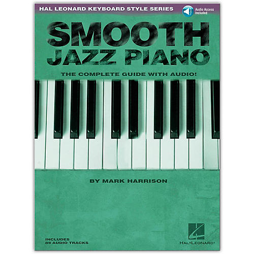 Hal Leonard Smooth Jazz Piano - Hl Keyboard Style Series (Book/Online Audio)-thumbnail