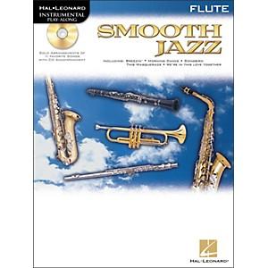 Hal Leonard Smooth Jazz for Flute Book/CD by Hal Leonard
