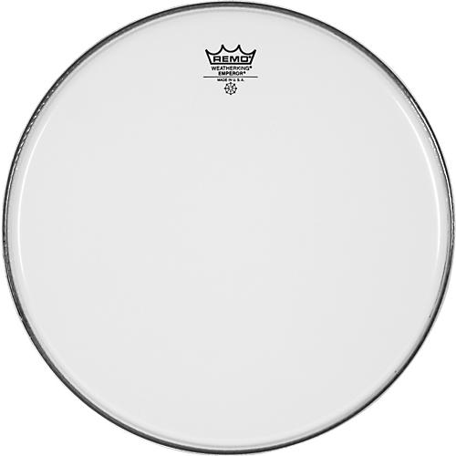 Remo Smooth White Emperor Batter Head-thumbnail