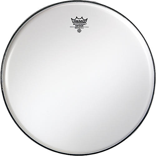 Remo Smooth White Emperor Drumheads 14 in. White-thumbnail