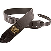 Ernie Ball Snakeskin Leather Strap