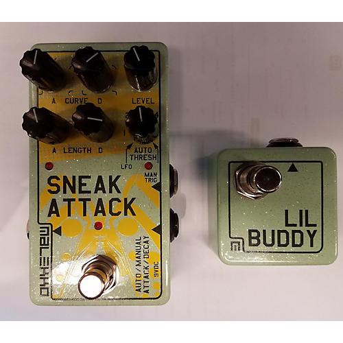 Malekko Heavy Industry Sneak Attach With Lil Buddy Effect Pedal