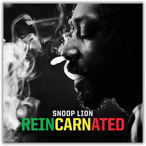 RED Snoop Lion - Reincarnated Vinyl LP
