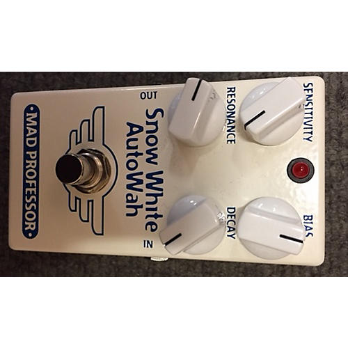 Mad Professor Snow White Auto Wah Effect Pedal-thumbnail